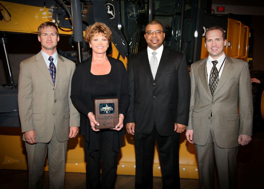 John Deere 2010 Partner Award