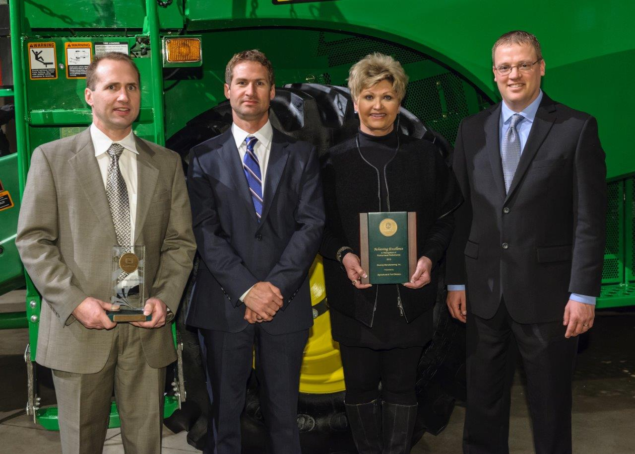 John Deere Achieving Excellence