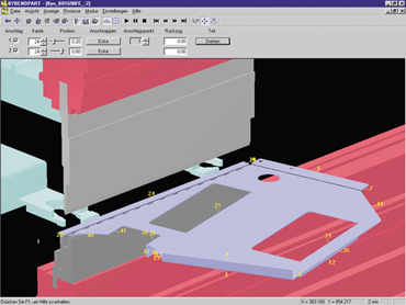 Press Brake Programming Software