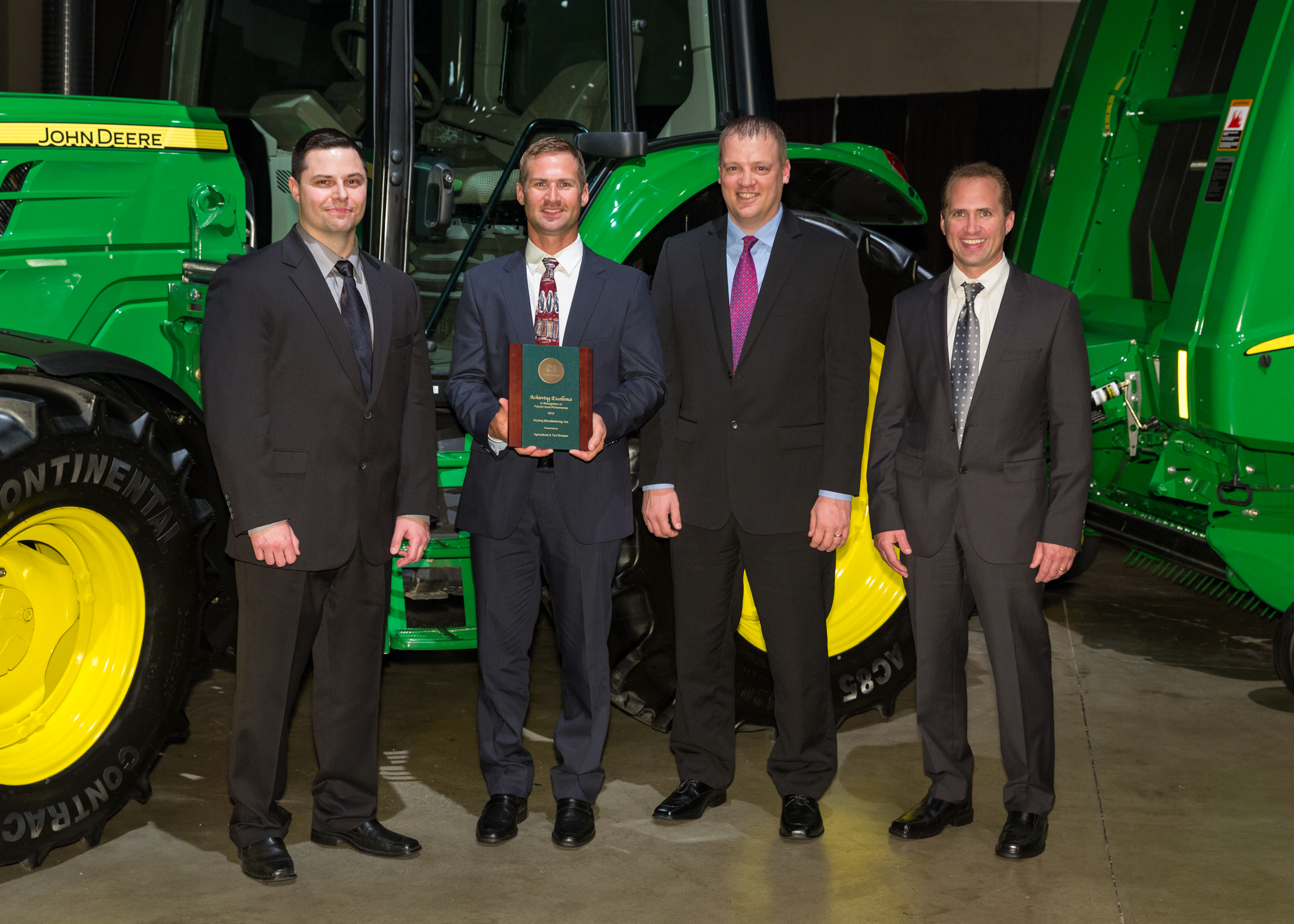 John Deere 2013 Partner Award