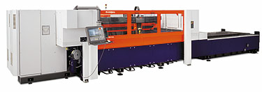 Bystronic 5.2KW laser